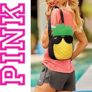 NWOT Victorias Secret PINK PINEAPPLE Cooler Bag